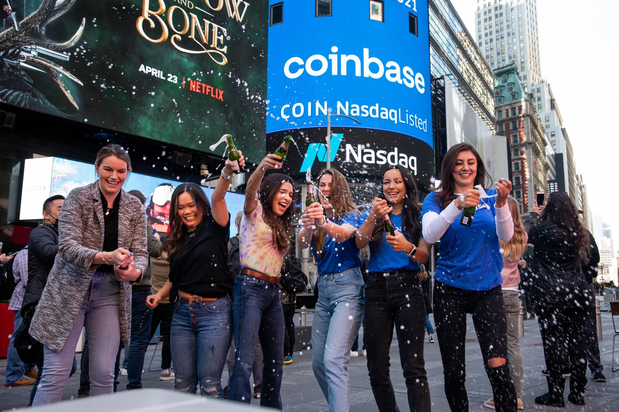 Quỹ đầu tư Ark nâng giá trị lên 246 triệu đô nhờ mua cổ phiếu Coinbase