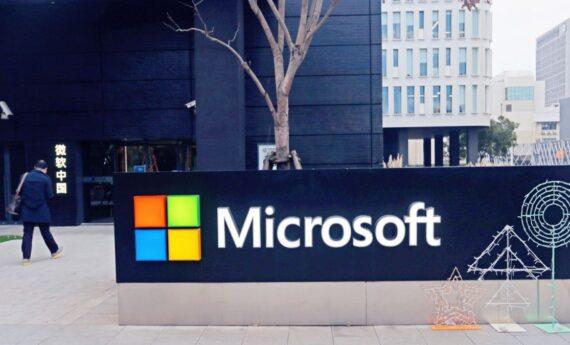Microsoft mo rong quy mo dien toan đam may o Trung Quoc ra toan chau A 180621